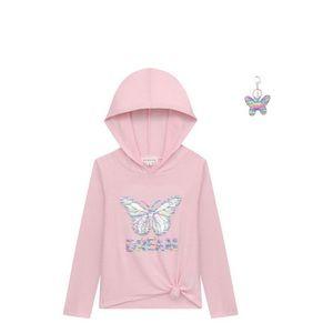 NWT Btween Dream Butterfly Hoodie & Keychain